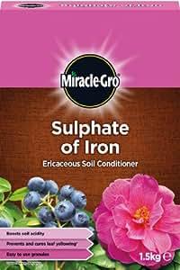 Milagro Gro Sulfato de hierro 1,5kg