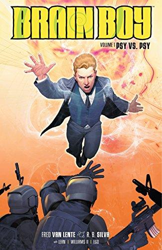 Brain Boy Volume 1: Psy vs. Psy ()