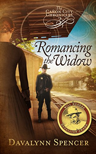 Romancing the Widow: The Cañon City Chronicles - Book 3