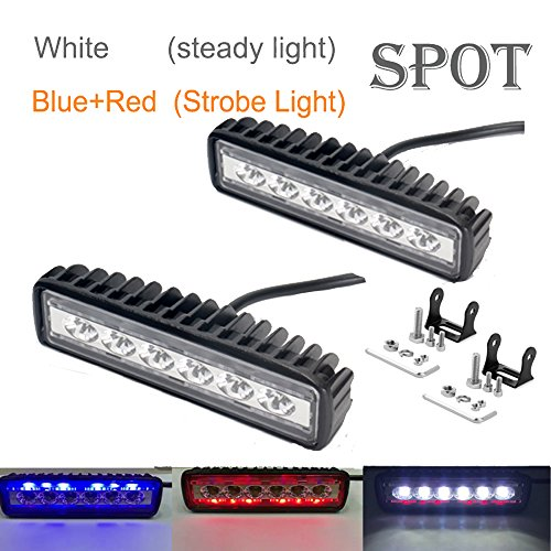 Emergency Led Fog Lights
