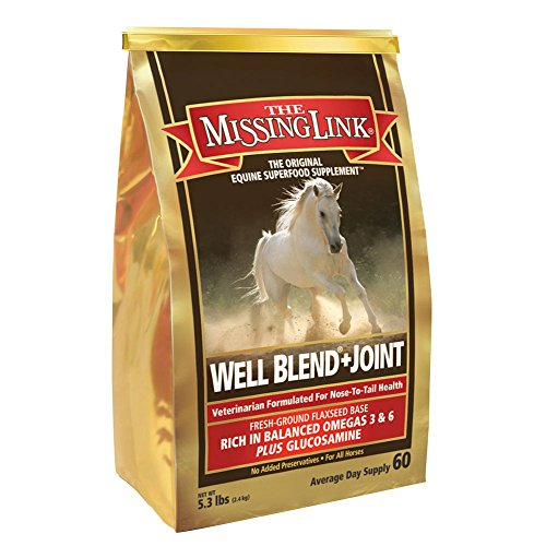 Image of The Missing Link 5-Pound Equine Plus Formula with Joint Support for Horses