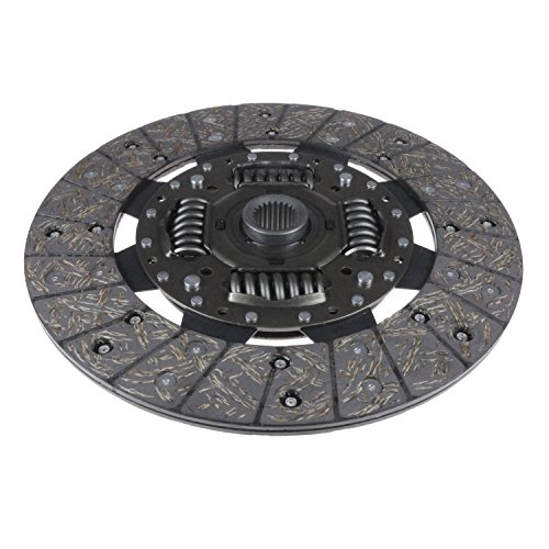 Blue Print ADC43169 Clutch Disc, pack of one: