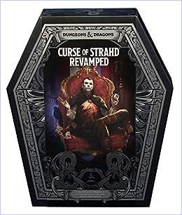 Written by Wizards RPG Team: Curse of Strahd: Revamped Premium ...