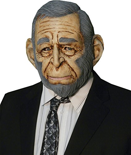 SALES4YA Scary-Masks George W Bush Of The Apes Halloween Costume - Most Adults]()