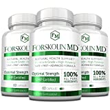 Forskolin MD - 3 Bottles
