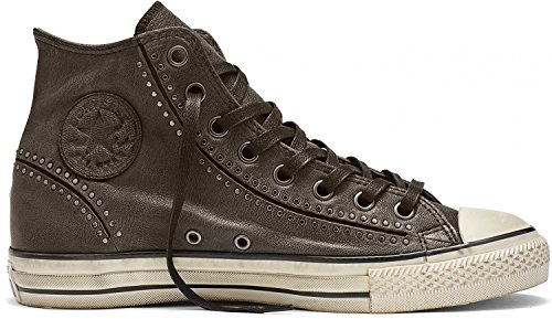 Converse Unisex Chuck Taylor All Star Embossed Studded Dark Chocolate
