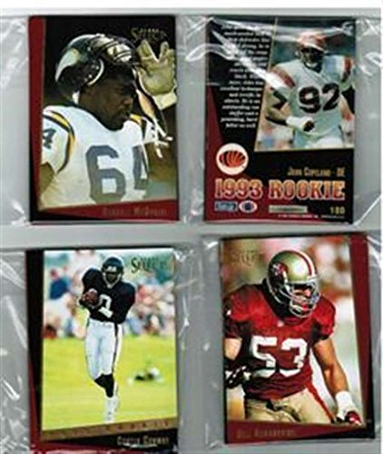 - 1993 Score Select FB Cincinnati Bengals Team Set 5 Cards Carl Pickens