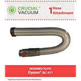 Hose Assembly for Dyson DC40, DC41 Vacuums; Compare to Dyson Part Nos. 920765-03; Designed & Engineered by Crucial Vacuum