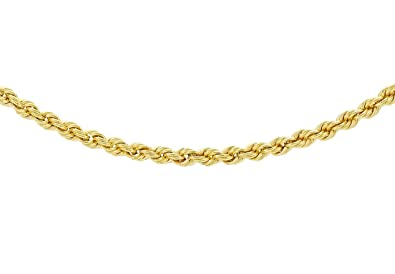 Carissima Gold 9ct Yellow Gold 16 Prince of Wales Chain 9rTPVXAB