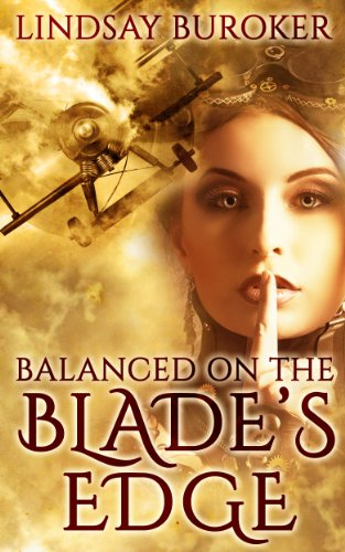 book cover of Balanced on the Blade\'s Edge