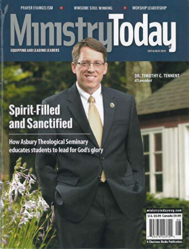 More Details about Ministry Today Magazine