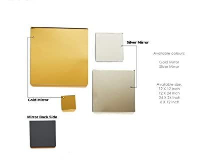 Amazon com: Acrylic Sheet (1 Piece) Select Color and Size