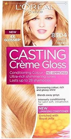L Oréal Paris – Casting creme gloss 8304 miel dulce