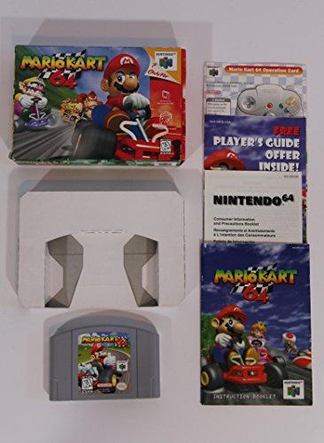 Mario Kart 64 -  Nintendo