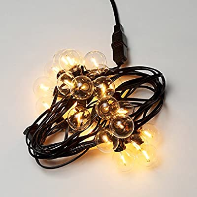 Keymit 48FT LED String Lights Outdoor