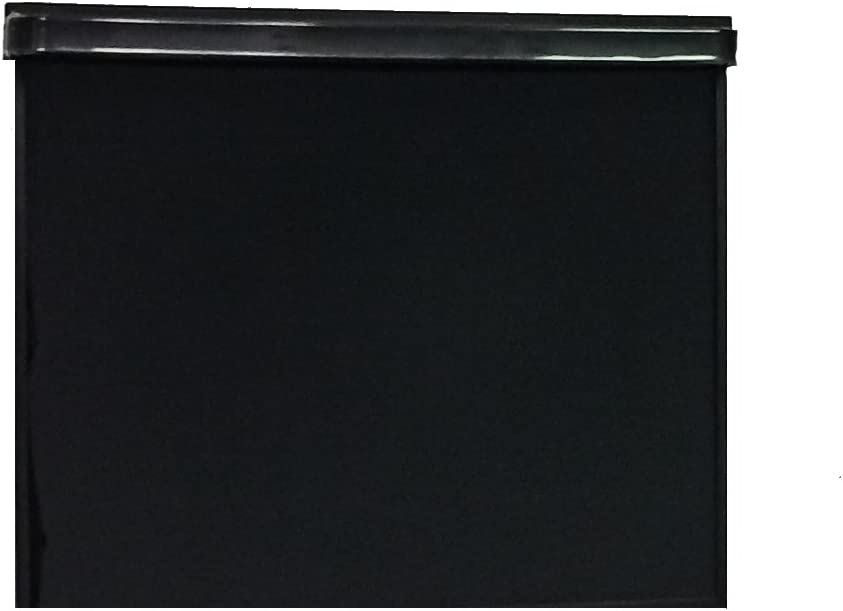 Atwood 51986 Large 21 Inch Black Glass Door