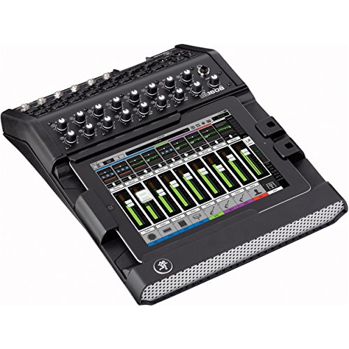 Mackie Control - Mackie DL1608 16-Channel Live Sound Digital Mixer with iPad Control