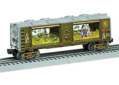 Lionel Scrooge Mcduck Mint Car Train