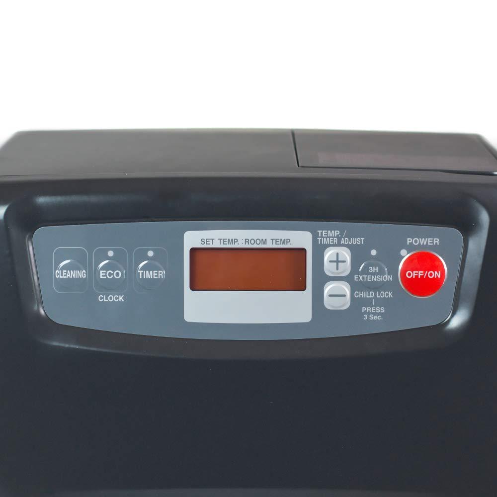 estufa electrónica Inverter de combustible Líquido Calefacción Cooker hood 120 m3 df55490: Amazon.es: Bricolaje y herramientas