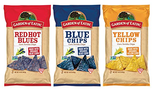 orted Variety Pack Corn Tortilla Chips, 16 oz. (3 Count) ()