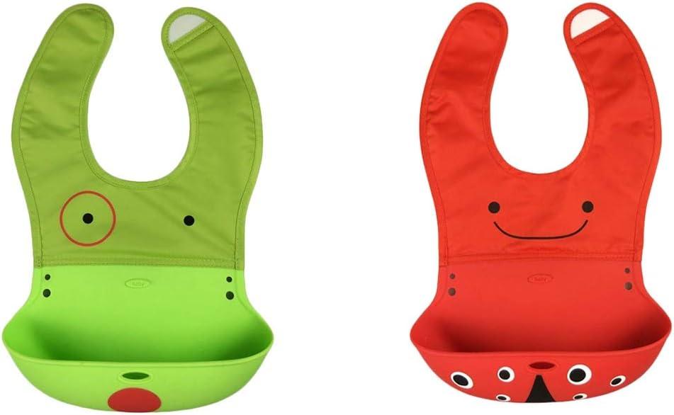 Design Unisex 1# NiSengs Bavaglino Bavaglino Adorabile Bavaglino in Saliva con Bavaglino Bavaglino
