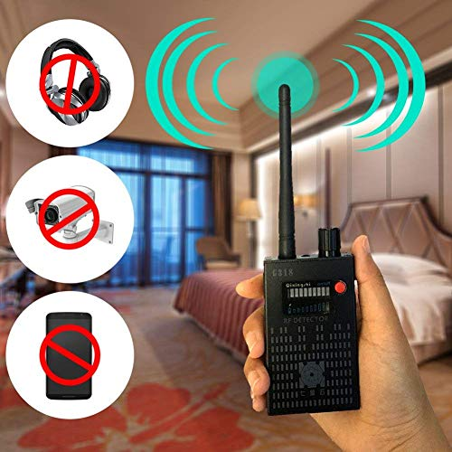 Anti-Spy Signal Detector, Amzchen Anti-Spy Amplification - Import It All