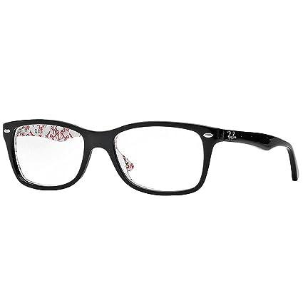 c5203b7dfd Amazon.com  Ray-Ban RX5228 Eyeglasses  Shoes