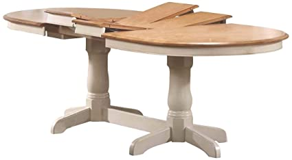 Perfect Iconic Furniture Oval Dining Table, 42u0026quot; X 90u0026quot;, ...