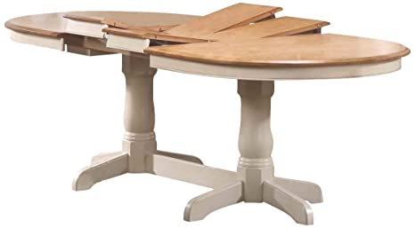 Iconic Furniture Oval Dining Table, 42\