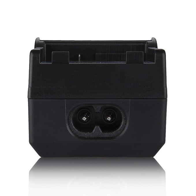 SODIAL(R) Cargador de bateria Cargador para Nikon EN-EL14 MH-24 D3100 D3200 D5100 D5200 D5300 Nikon COOLPIX P7000 P7100 P7700 DSLR Camara con Cargador ...