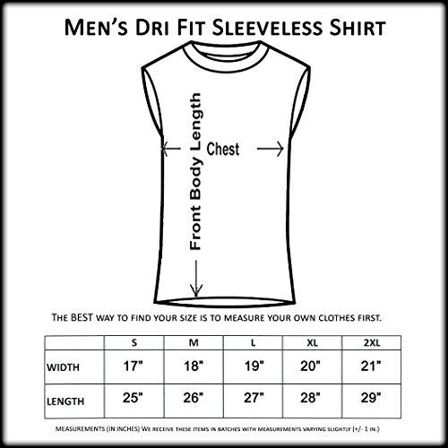 f6149c8f3 80%OFF SHORE TRENDZ Men's Mesh Dri Fit Light Weight Sleeveless Shirt  Workout Gym Made