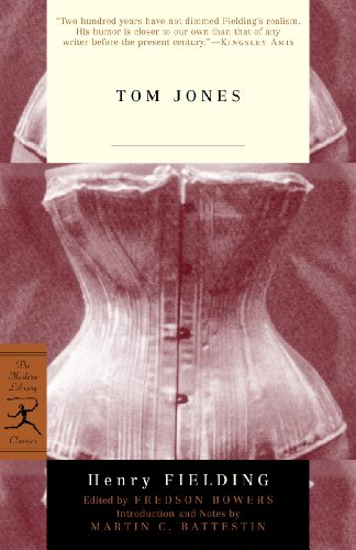 Tom Jones (Modern Library Classics)
