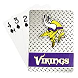 NFL Minnesota Vikings Playing Cards