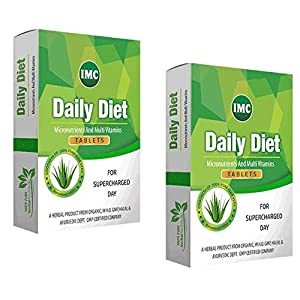 Imc Daily Diet Tablets – 30 Tablets, Pa...