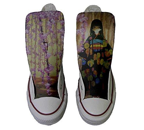 fantasy personalisierte Hi Schuhe Star Converse blumen Fata All Handwerk Customized Schuhe vCwfnnOqpa