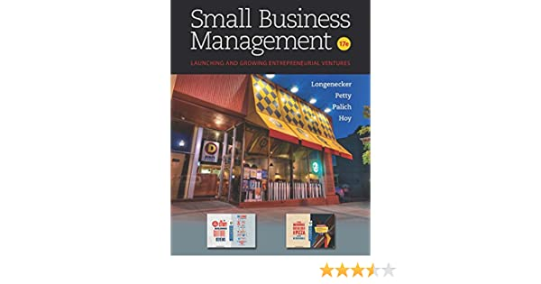Amazon longeneckerpettypalichhoys small business management amazon longeneckerpettypalichhoys small business management 17th edition plus 4 months instant access to mindtap management ebook justin g fandeluxe
