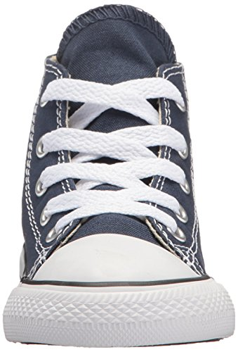 Star Canvas Sneaker Kids' Navy Top Chuck Taylor High Converse All 7IXpwq