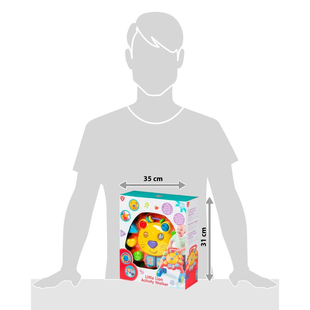 PlayGo - Correpasillos Leoncito multiactividades (44558)