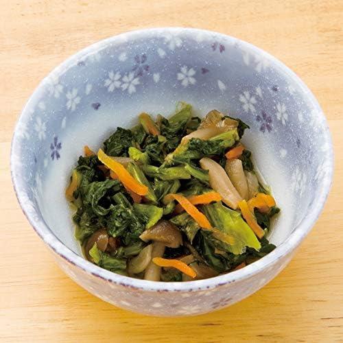 タナカフーズ) 小松菜の香味和え 本体50g たれ10g