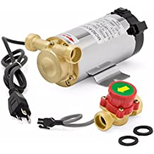 100 watt Self Priming Domestic Shower Pressure Water Booster Stainless Pump
