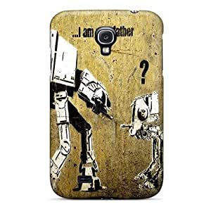 Fashion Protective I Am Your Father For Case Samsung Galaxy S4 I9500 Cover