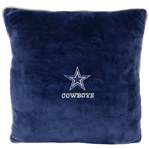 - NFL Dallas Cowboys Soft & Cozy Dog Pillow. Plush & Comfortable Pet Pillow.