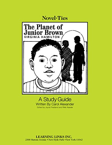 Read Online Planet of Junior Brown: Novel-Ties Study Guide ebook