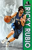 Ricky Rubio - Minnesota Timberwolves Poster 34 x 22in