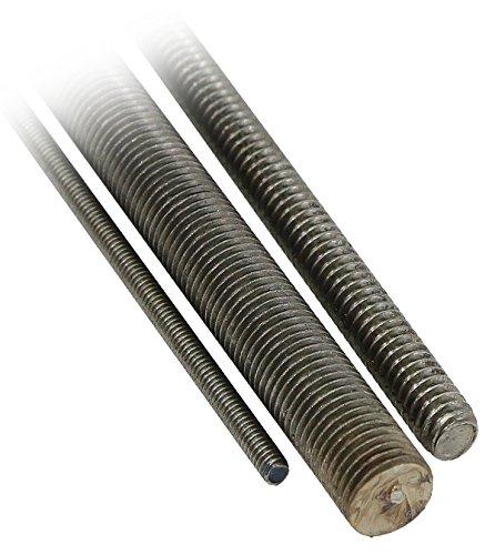 10-32x12 Stainless Steel Threaded Rod