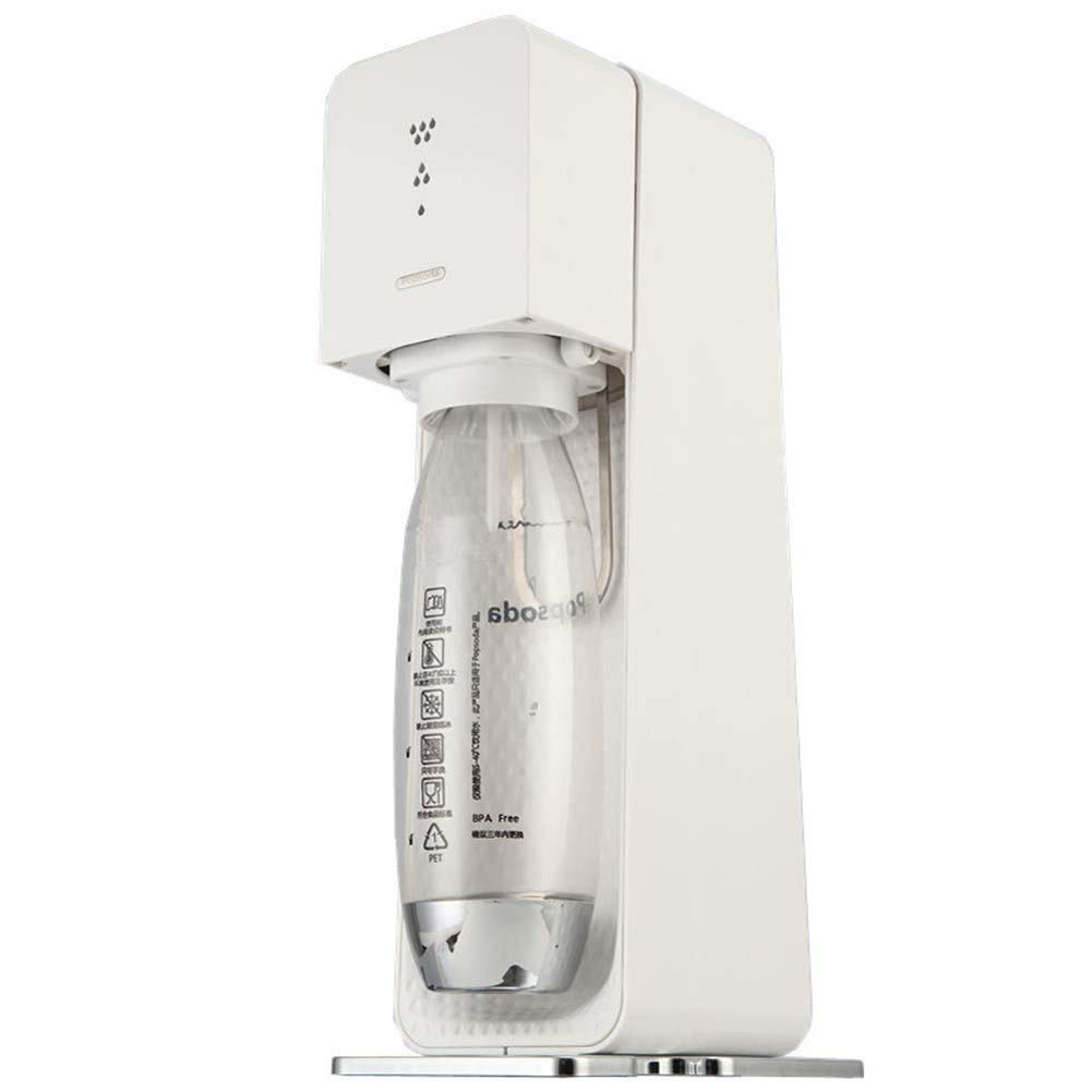 Sparkling Water Maker PET+ABS Convenience Bubble drink DIY Source Soda Maker,for Home,Office and Party