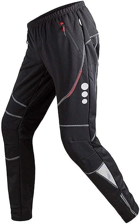 Pantalones De Bicicleta De Otoño E Invierno para Hombres ...