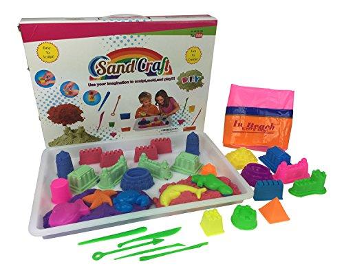 Colored Sand Art Kit Sandboxes product image