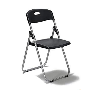 Amazon.com: Folding Chair Dining Chairs Seat Chair Backrest Foldable ...
