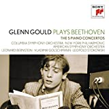 Music : Glenn Gould Plays Beethoven: The 5 Piano Concertos